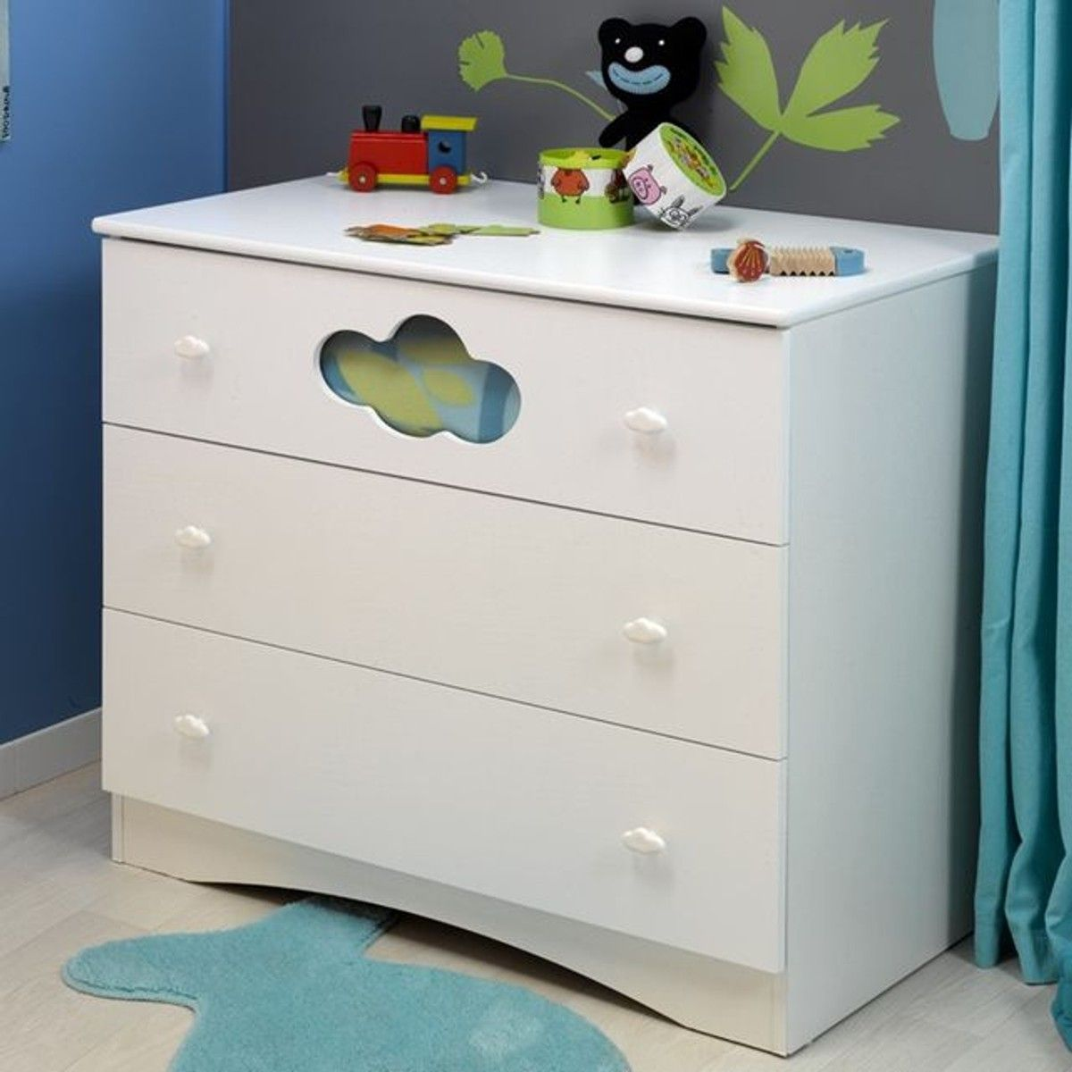 Commode Bebe Louise Fabrication Francaise Taille Taille Unique