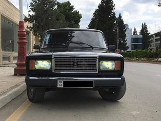 Lada Vaz 2107 Hot Rod Krutye Tachki Avtomobili