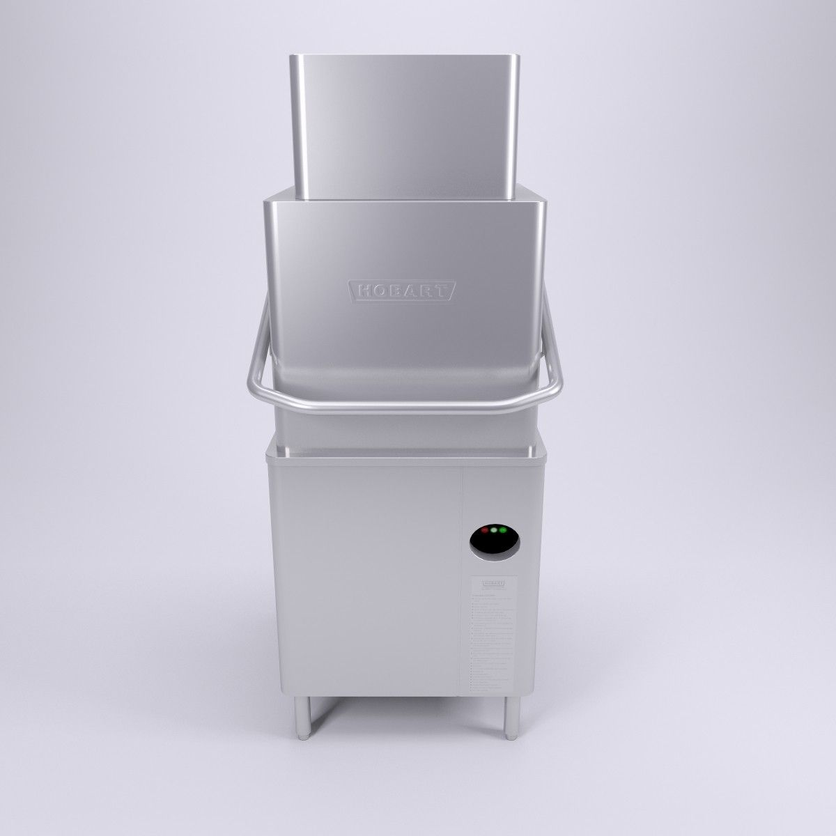 3D Hobart Dishwasher - 3D Model | 3D-Modeling | Pinterest | Hobart ...