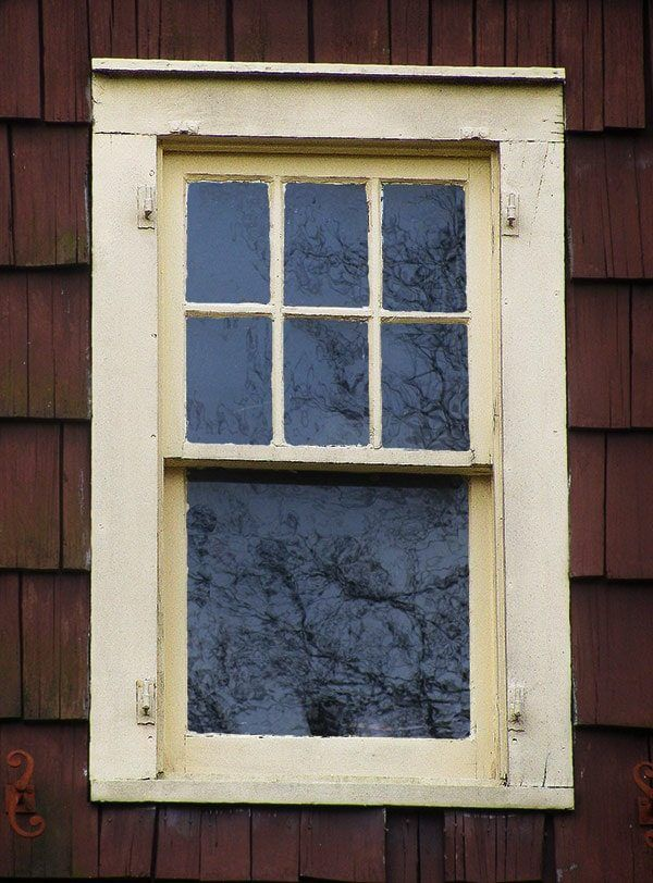 Tdl True Divided Light Double Hung Six Over One Window Sash