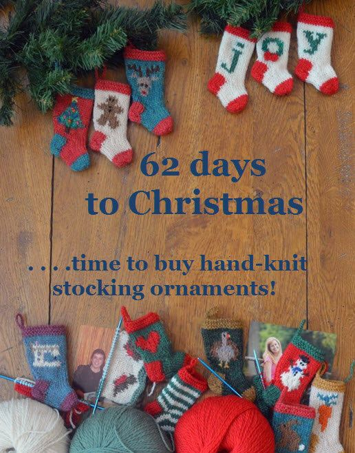 There\u0027s 62 days until Christmas! Stop by my shop while the selection