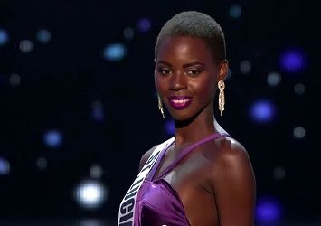 MISS UNIVERSE 2012, St Lucia