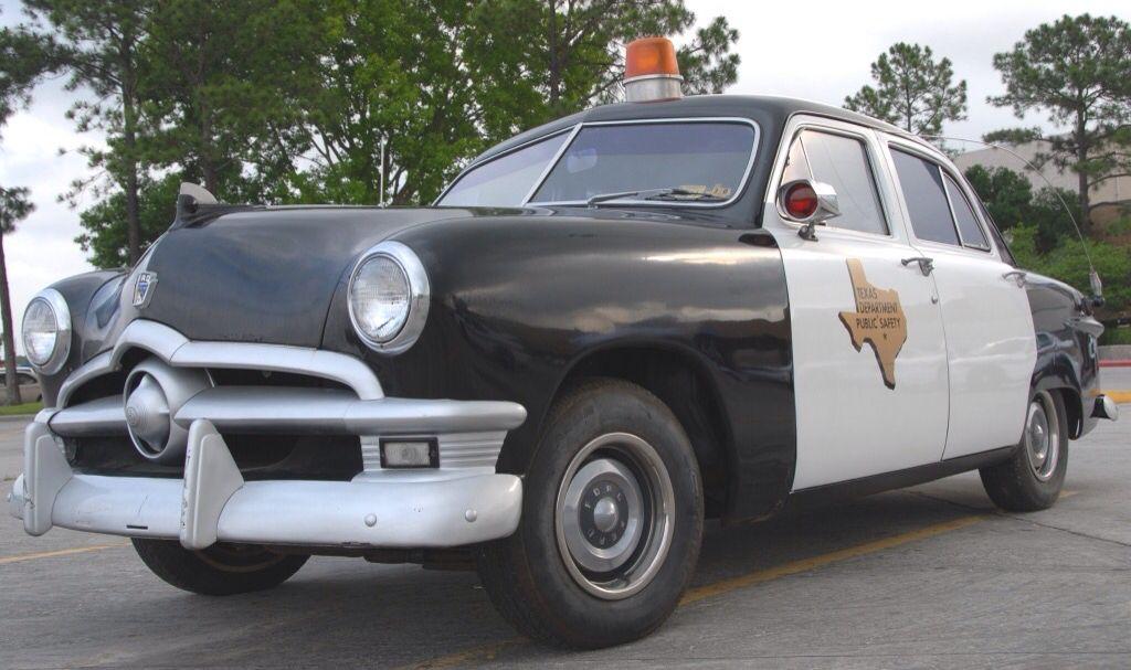 1949 Ford, Texas Highway Patrol... | Vintage Police Vehicles ...