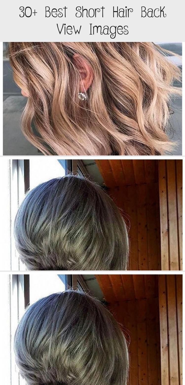 12+ Best Short Hair Back View Images in 12  Short hair back