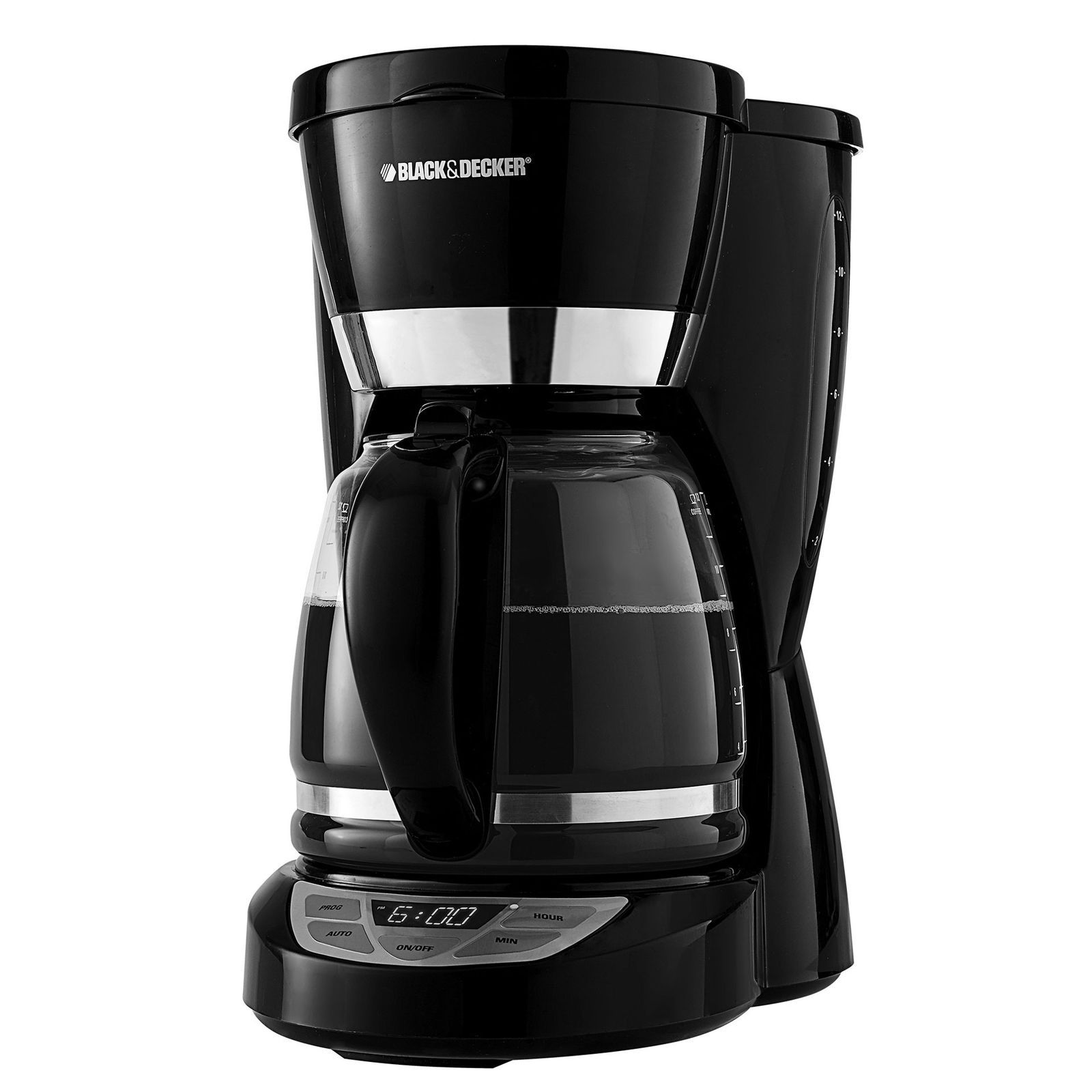 Black u decker cup programmable coffee maker cmb best of