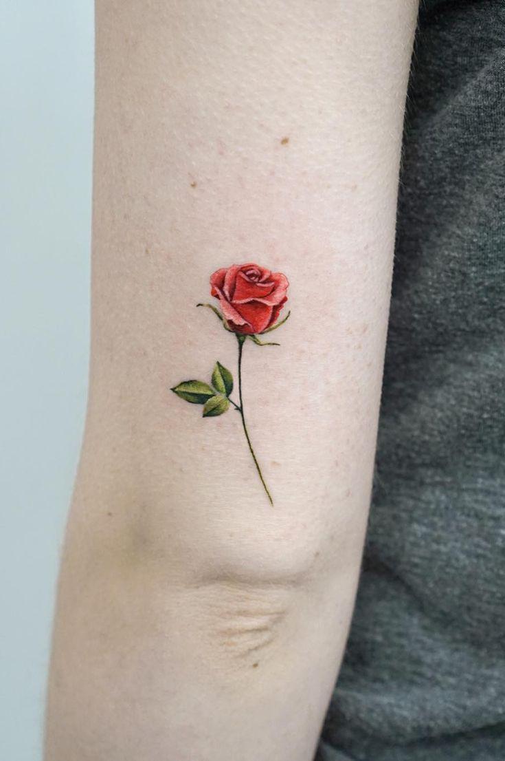 36 La plus Belle Fleur Tattoo Designs Blow Your Mind – Seite 21 von 36  – Recettes