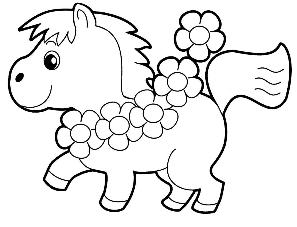 Animal Coloring Pges Animals Coloring Pages For Babies 56 Next