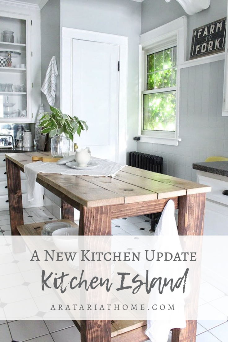Kitchen island home decor u inspiration pinterest kitchen