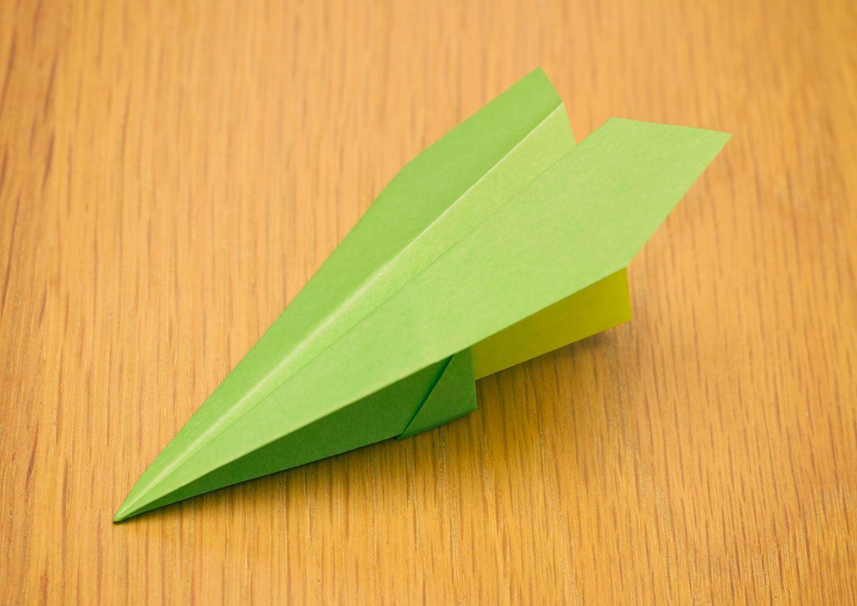 飛行機 作り方 紙