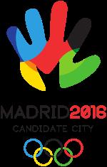 Olympic Logo Madrid 2016 Olympics 2016 Olympics Summer Olympics