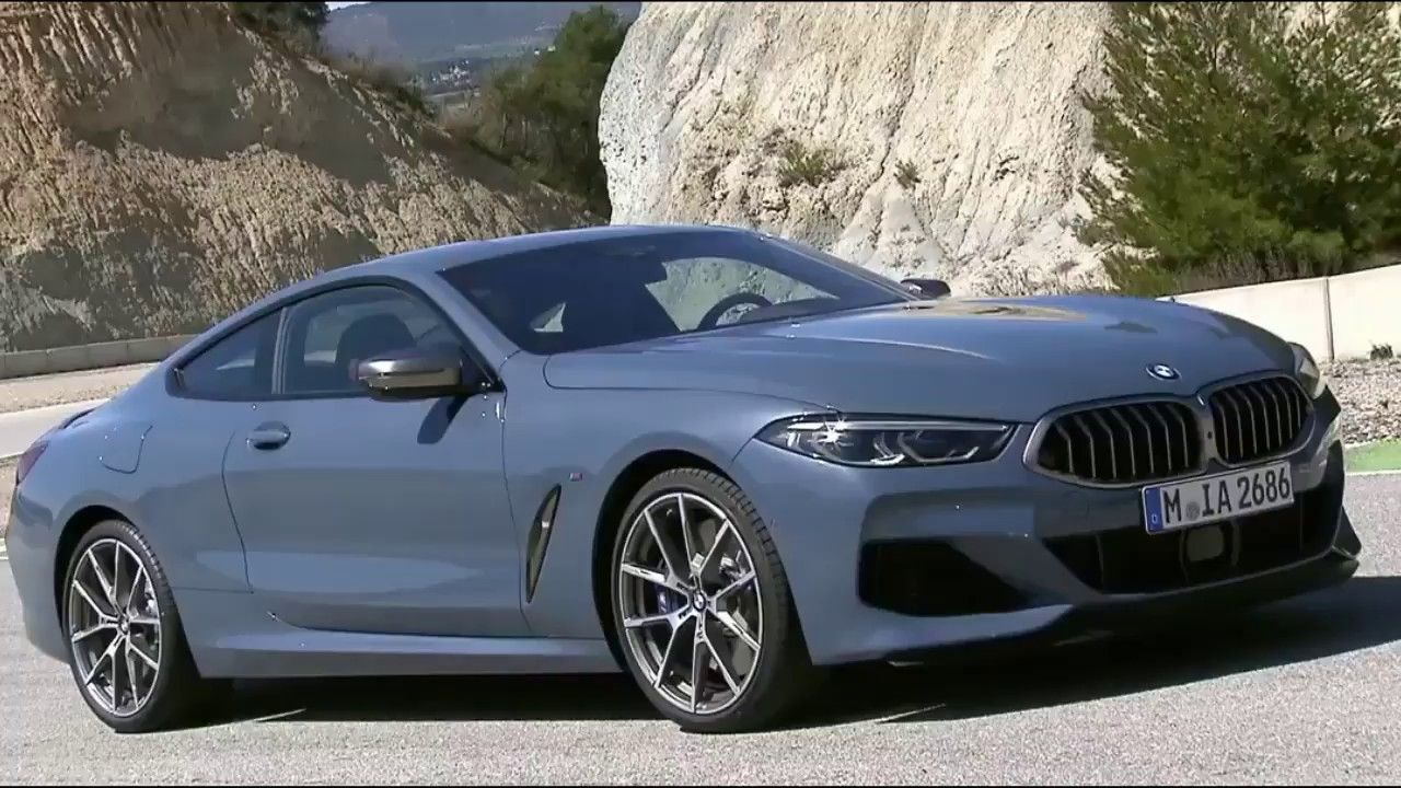 2019 Bmw Series 8 M8 M850i The Iconic Coupe Is Finally Back