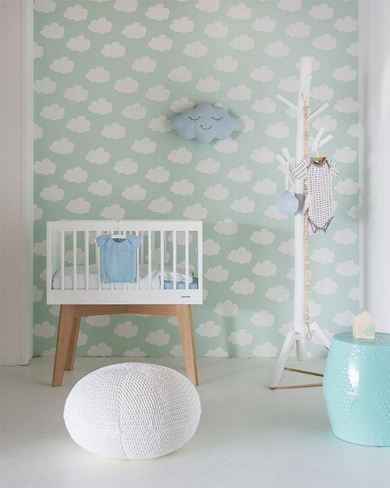 Baby Behang Jongen.7 Originele Babykamer Ideeen Voor Jouw Kleintje Huis Kinderkamer