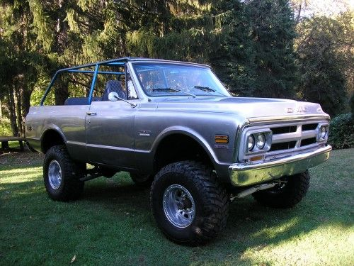 Pin On 69 72 Chevrolet Blazer Gmc Jimmy