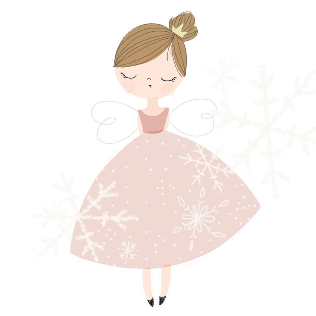 Sugar Plum Fairy Art Sketches Sketchesapp Drawing