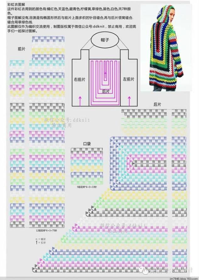Crochet cardigan free diagram zyras creative designs crochet cardigan free diagram ccuart Image collections