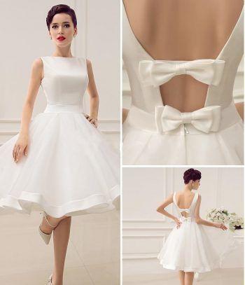 Vestido de novia talla 46 48
