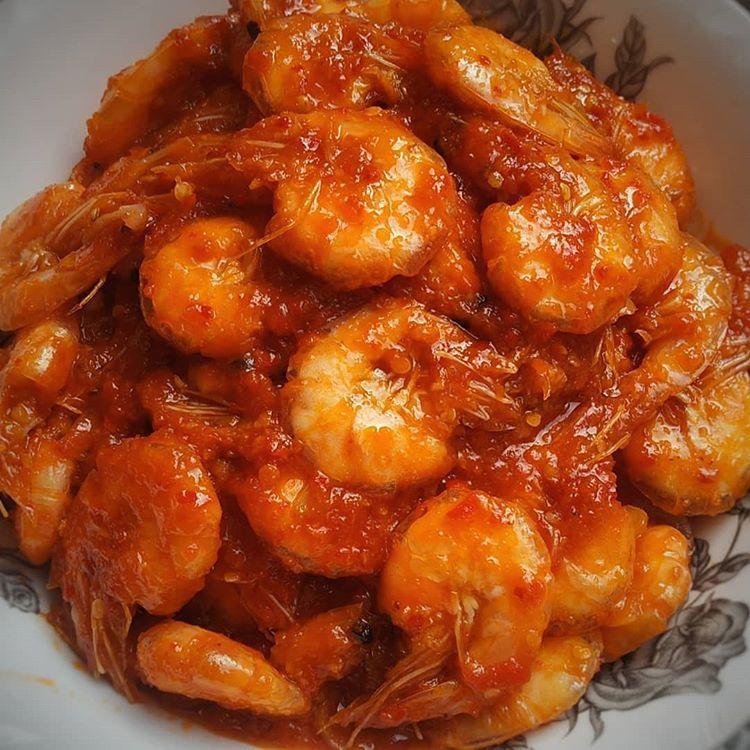 10 Resep Udang Asam Manis Enak Mudah Dan Praktis Resep Udang Resep Masakan Ide Makanan