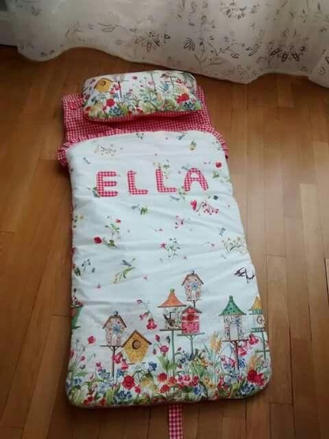 sac de couchage maternelle