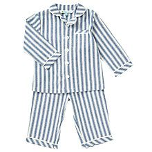 effaaba5f4fd Buy John Lewis Baby Striped Woven Pyjamas