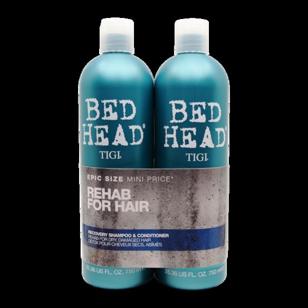 Tigi Bed Head Recovery Shampoo Conditioner Duo Pack Bed Head Shampoo Shampoo Shampoo And Conditioner