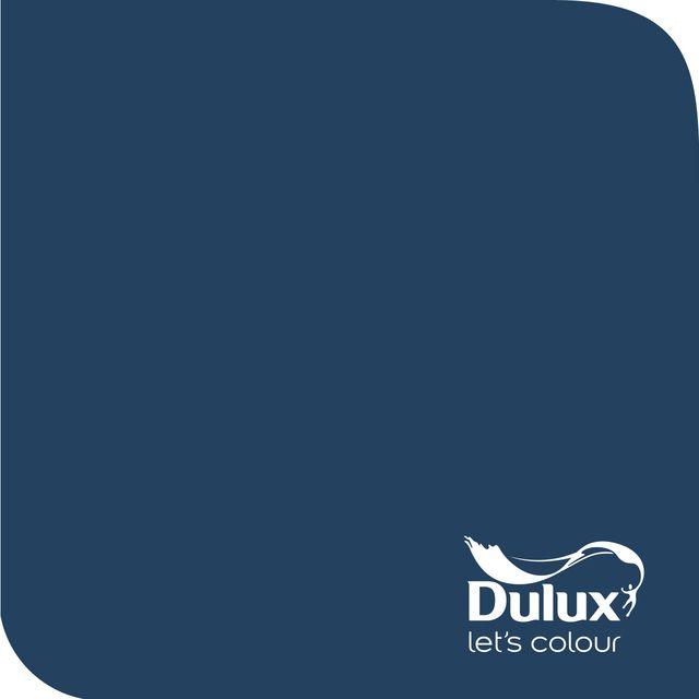 Peacock Blue Paint Dulux