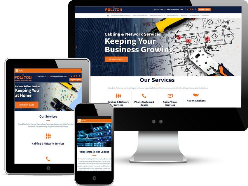 Web Design Dallas Tx Website Design Ft Worth Red Spot Design Web Design Website Design Web Design Company