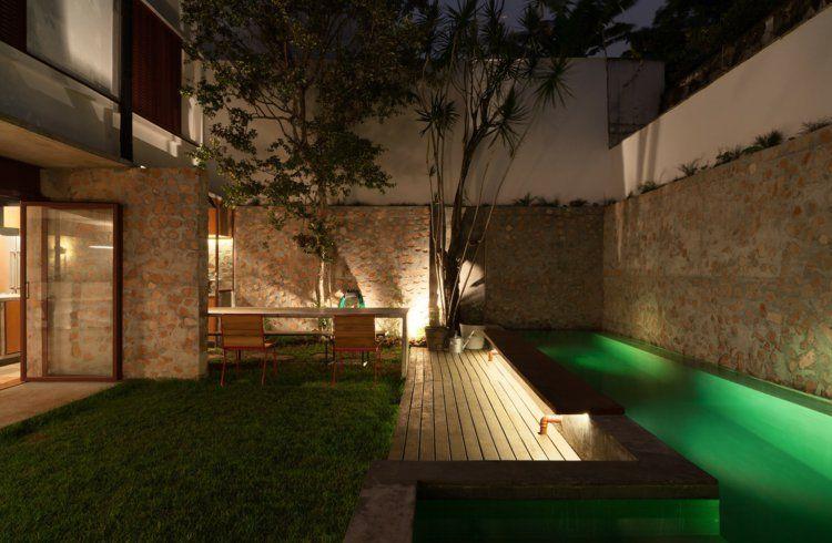 Piscine pour petit jardin 20 designs contemporains et