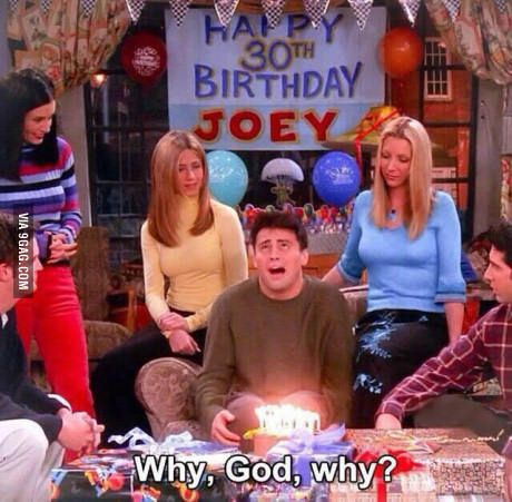 Pin By Lucinda Myers Robinson On Birthday Memes Birthday Meme Friends Tv Show Quotes Happy Birthday Meme