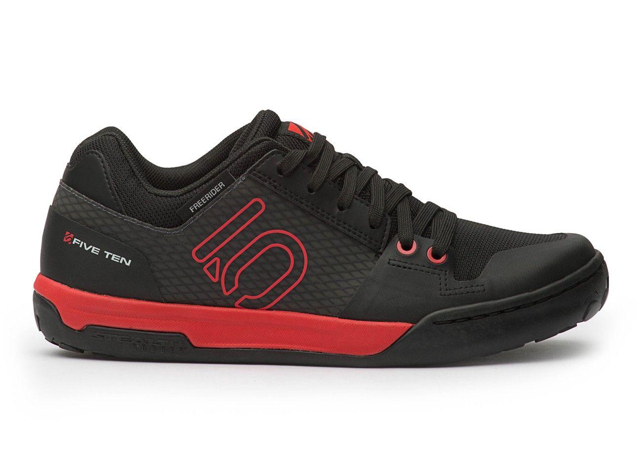 Five Ten Freerider Contact Men S Mtb Shoe Black Red