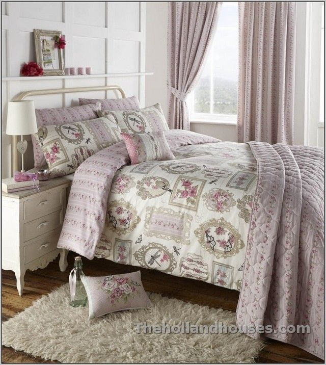 Bedding With Matching Curtains