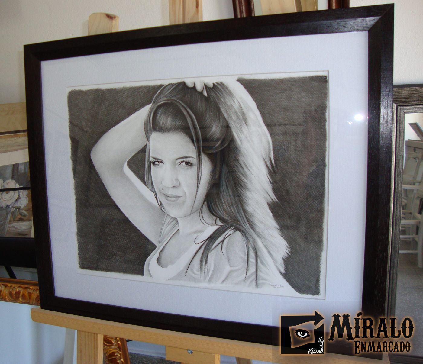 Miralo enmarcado taller de marcos cuadros y espejos for Enmarcado de cuadros precios