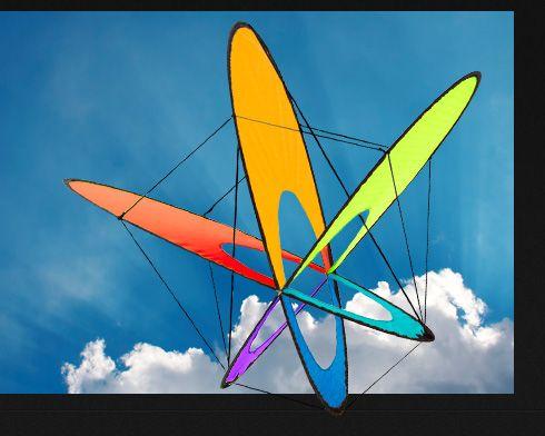 Prism Kite-Technologie