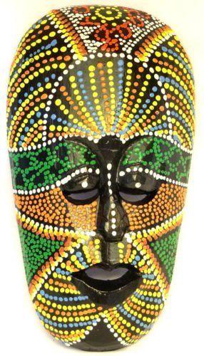masque africain amazon