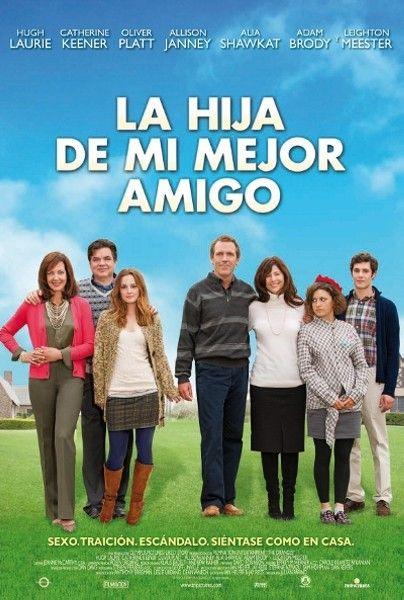 Ver La Hija De Mi Mejor Amigo 2011 Online Mejores Amigos Pelicula Películas Completas Mejores Amigos