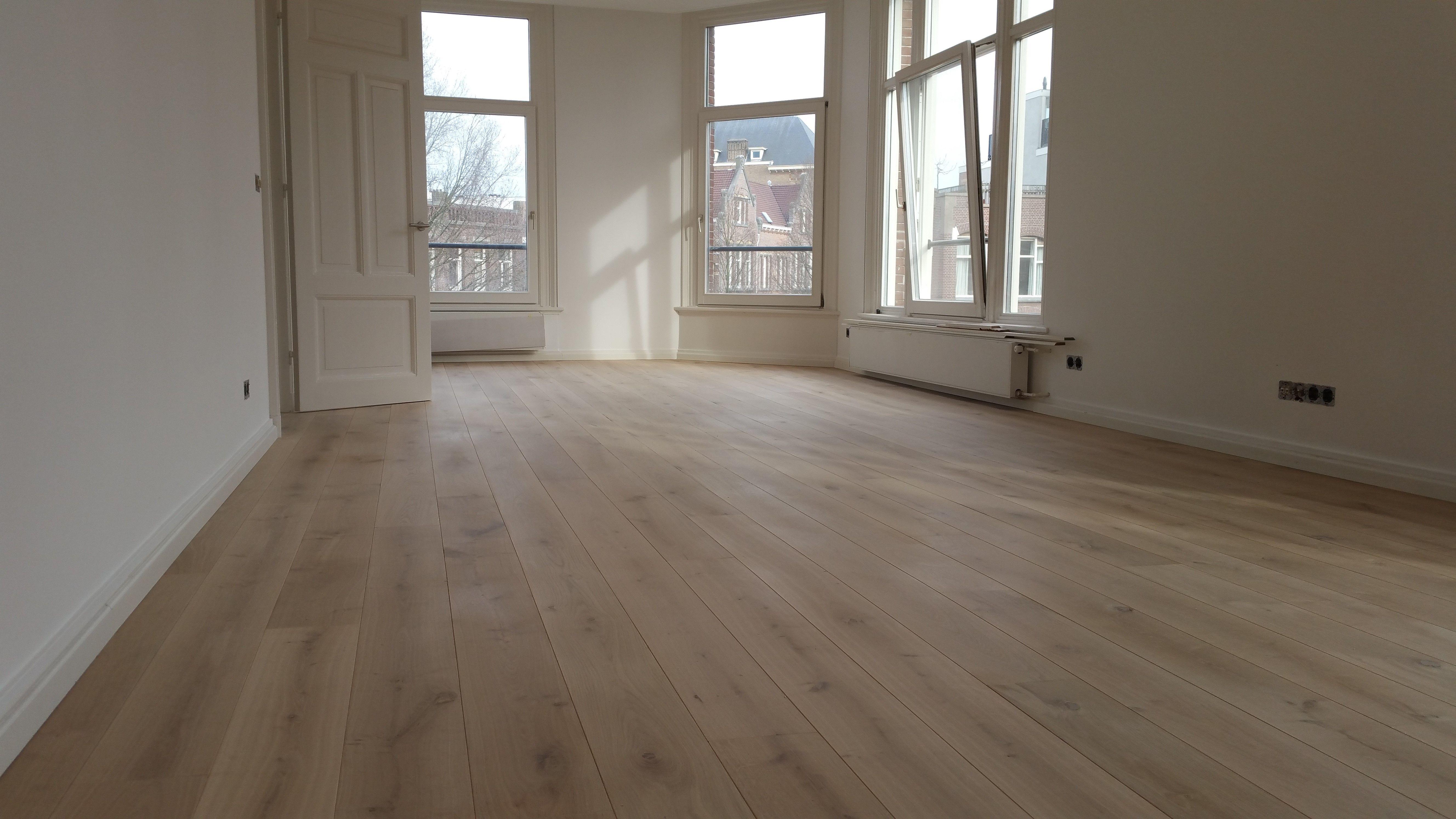 Eiken planken vloer amsterdam planken vloeren pinterest