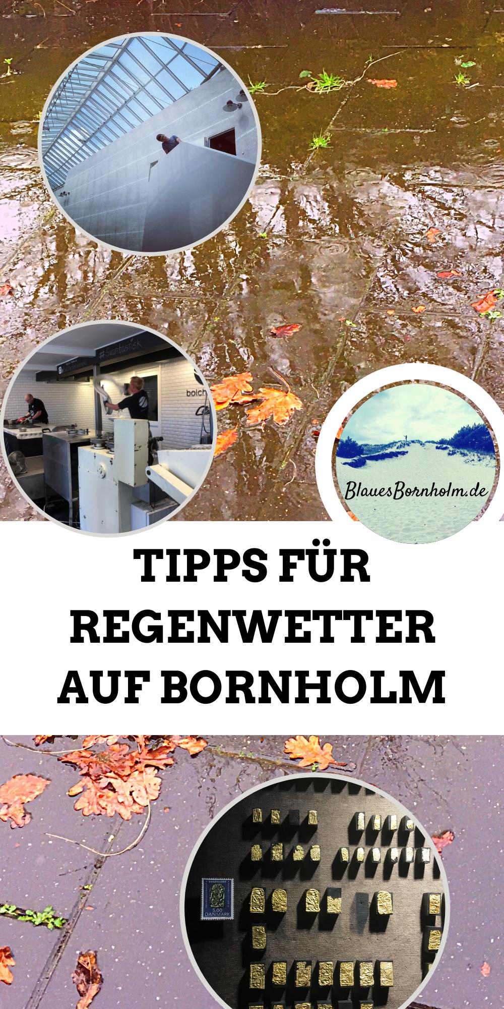 Wetter Bornholm 16 Tage