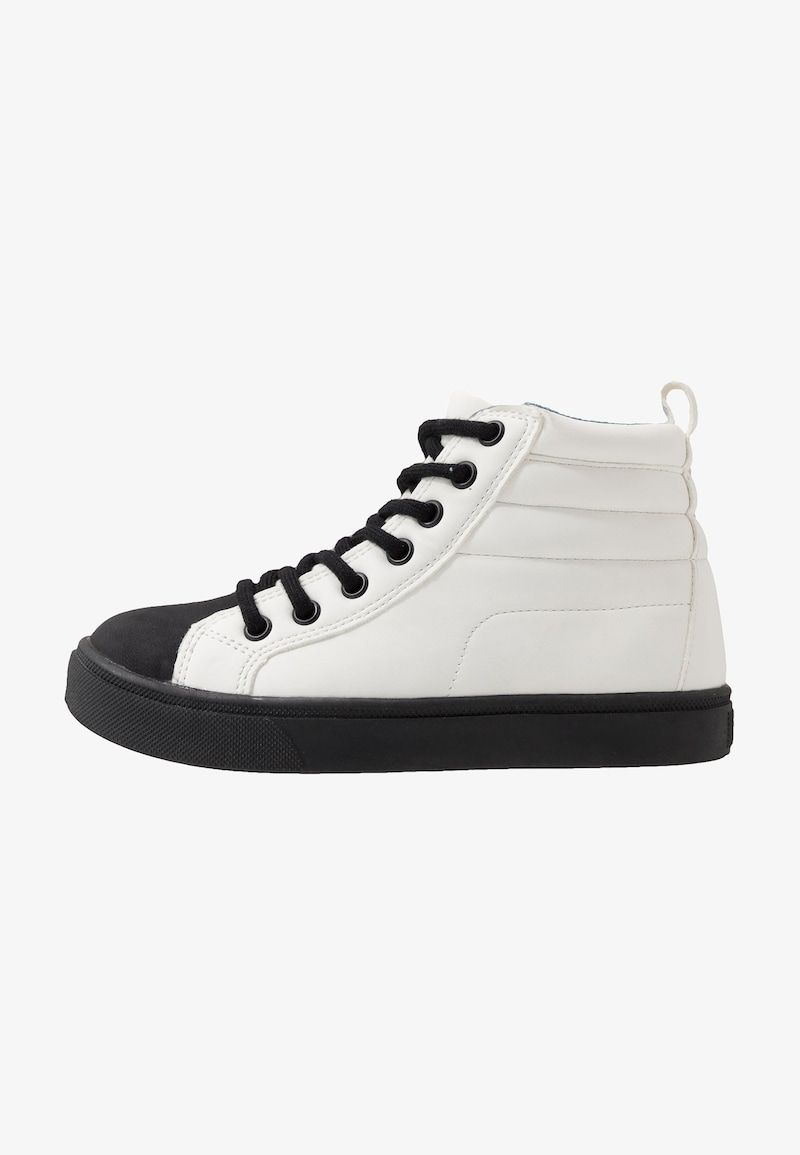 Cotton On High Top Sneakersy Wysokie White Bialy Zalando Pl Golden Goose Sneaker Sneakers High Tops