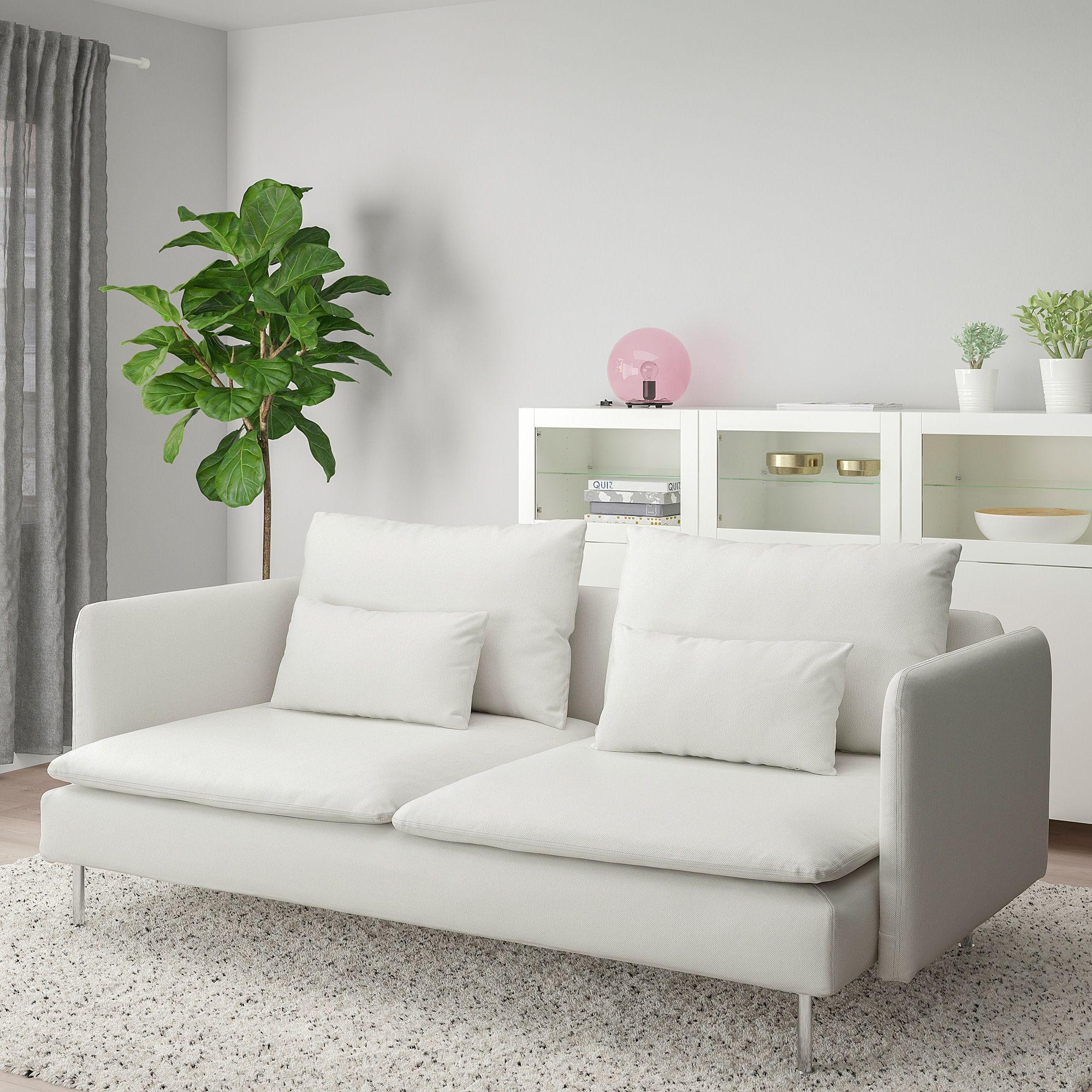 SÖDERHAMN Sofa Finnsta white IKEA Ikea, Comfortable