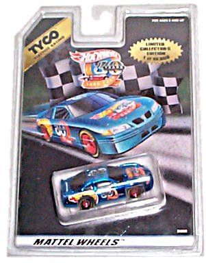Tyco Electric Racing Mattel Wheels Hot 30 Year Anniversary Commemorative