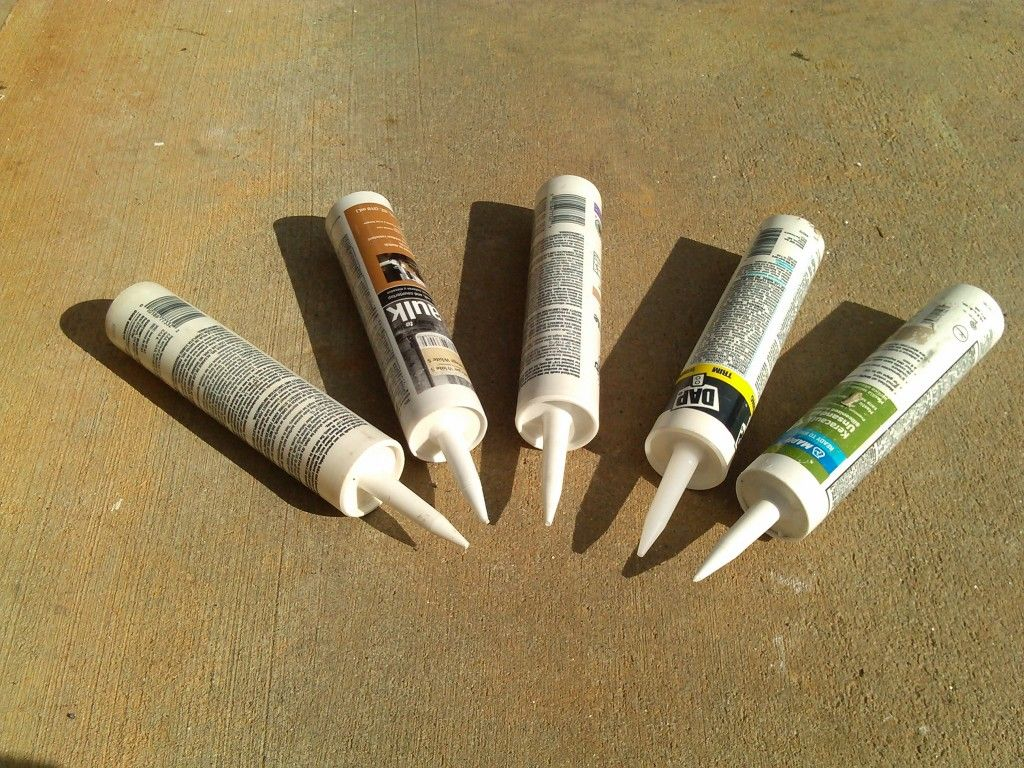 How to replace the caulking