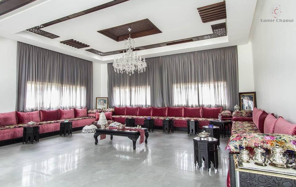salon marocain moderne 2015 - Recherche Google | salon ...