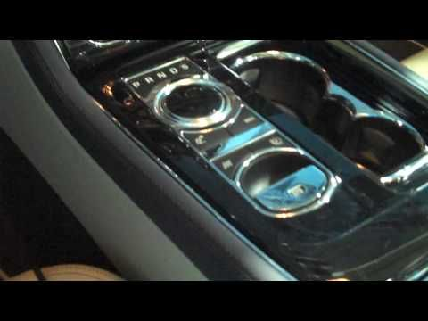 ▶ New Jaguar XJ Review: The Interior - YouTube