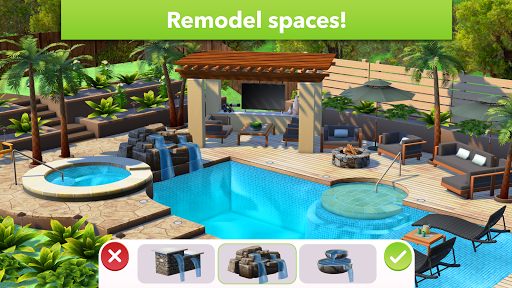 Home Design Makeover 2 8 3g Latest Mod Apk Download Apksecret Com In 2020 House Design Cool House Designs Design