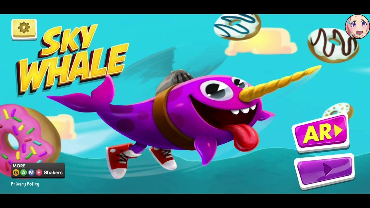 Sky Whale Android Ios Fun Games For Kids Big Fish Games Free Games