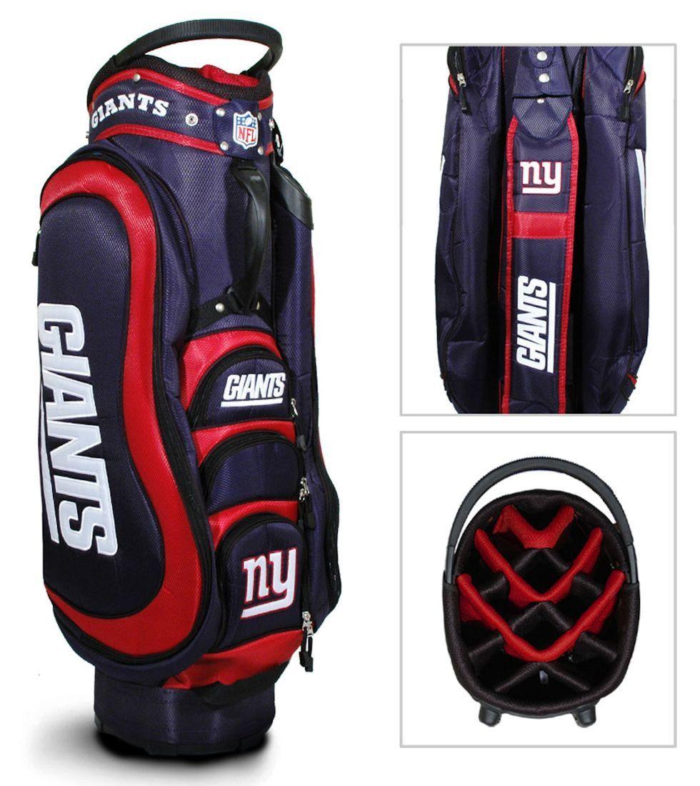 New York Giants Medalist Golf Cart Bag Golf bags, Team