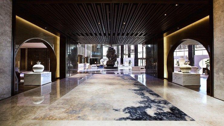 Top Interior Design Companies Unique Hotels Lounge Design