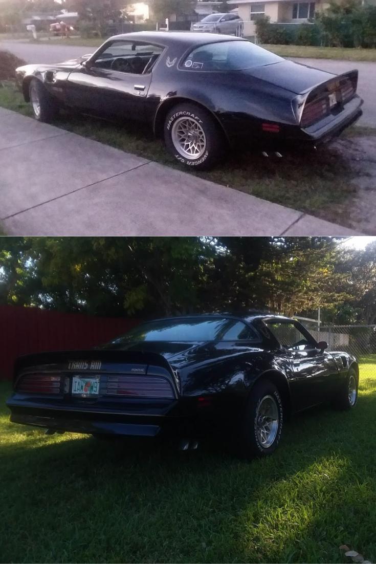 Classic Muscle Cars 1970s Pontiac Firebird Trans Am Old American Cars Firebird Trans Am