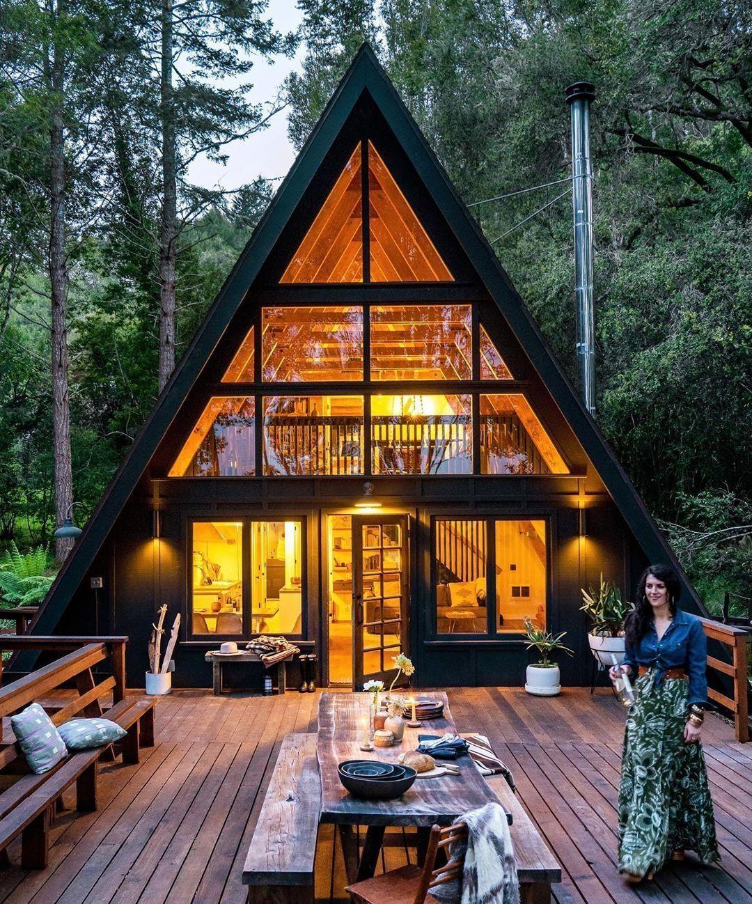 49 Beautiful Home Interior Cabin Style Design Ideas Cabin Style Homes Beautiful Houses Interior Cabin Style