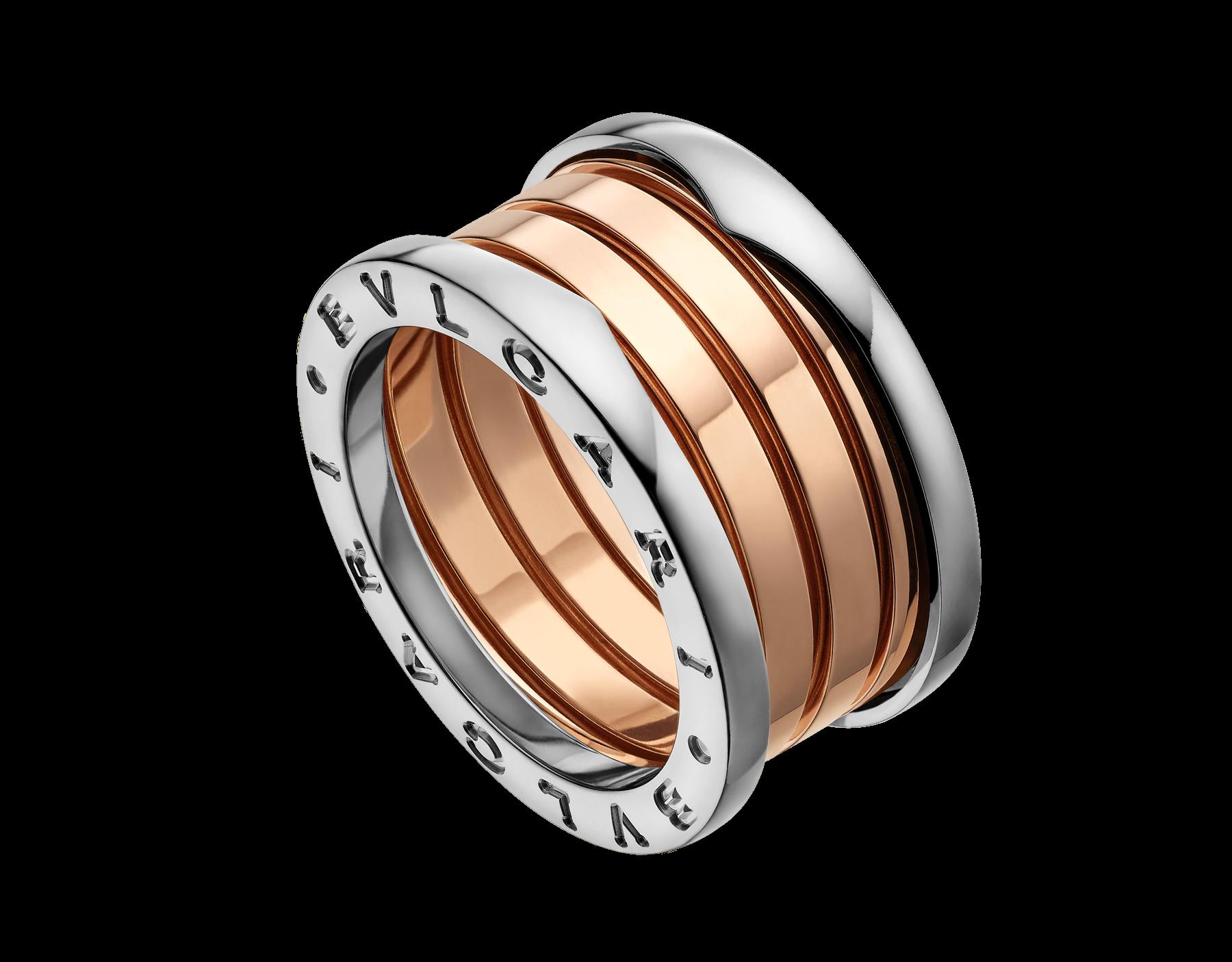 Bulgari B Zero1 Ring An857651 Bvlgari Alyans Yuzuk Kupe