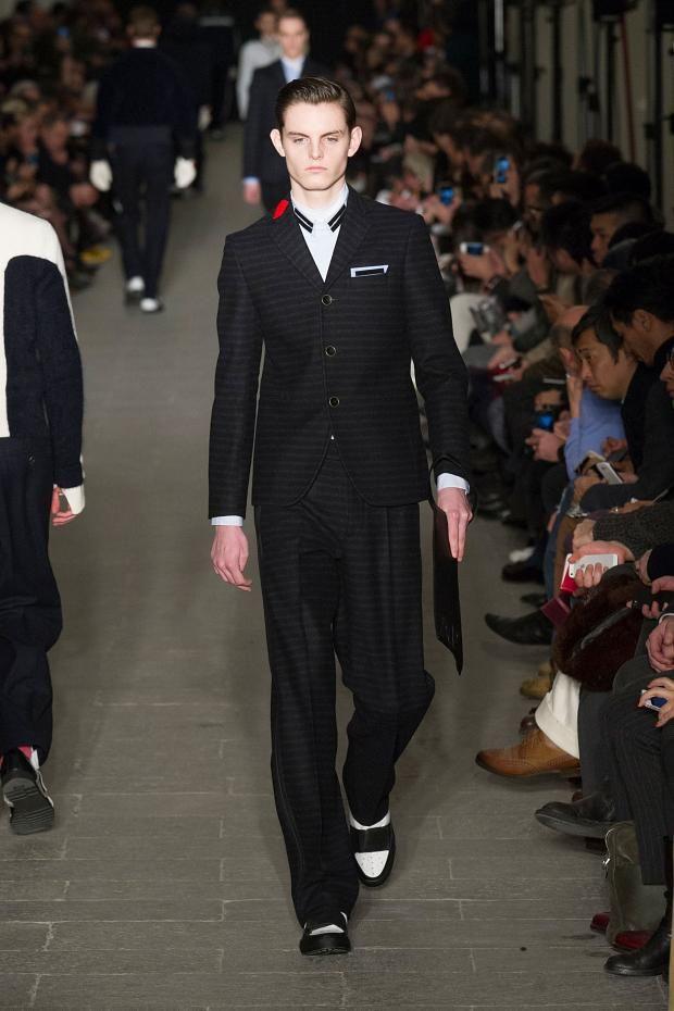 Andrea Pompilio Fall Winter 2015 Otoño Invierno #Mnswear #Trends #Tendencias #MOda Hombre